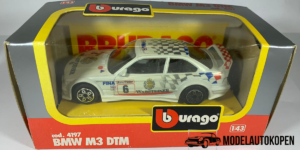 BMW M3 DTM - Bburago 1:43
