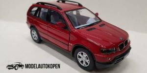 BMW X5 (Rood)