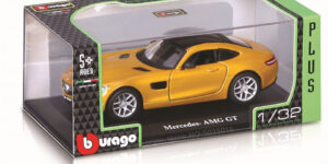 Mercedes AMG GT (Goud) 1/32 Bburago