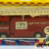 Road Champs Emergency Series Fire Engine - Welly 1:64