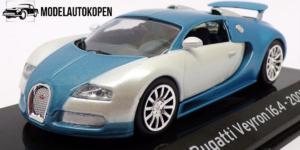 Bugatti Veyron 16.4 - 2005 (Wit