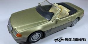 Mercedes-Benz 600SL (Metallic) - 1:43 (Opruiming)