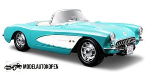 Chevrolet Corvette (1957) Turquoise