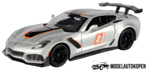 Chevrolet Corvette 2019 ZR1 (Zilver)