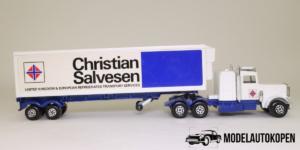 Christiaan Salvesen Truck + Trailer K-31