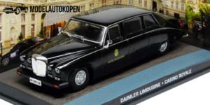 Daimler Limousine (James Bond Casino Royale)