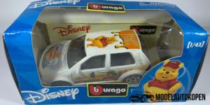 Disney Volkswagen Winnie The Pooh - Bburago 1:43