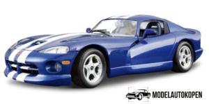 Dodge Viper GTS Coupe (1996) (Blauw