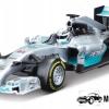 F1 WO5 Hybrid Lewis Hamilton