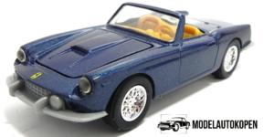 Ferrari 1961 400 Superamerica (Blauw)