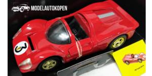 Ferrari 1967 330 P4 (Rood)