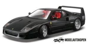 Ferrari F40 (1987) Zwart
