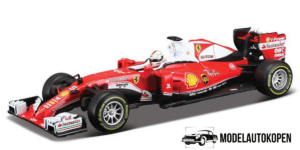 Ferrari Racing SF16H S. Vettel