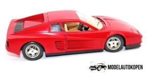 Ferrari Testarossa (1984) (Rood)