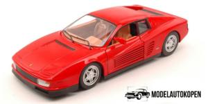 Ferrari Testarossa (1984) Rood