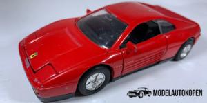 Ferrari 348 (Rood) - Welly 1:40 (Opruiming)