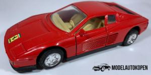 Ferrari Testarossa (Rood) - 1:39 (Opruiming)