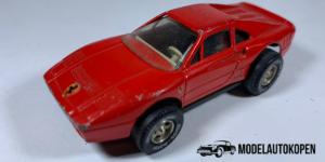 Ferrari (Rood) - Darda Motor 1:43 (Opruiming)