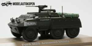 Ford M20 Armored Utility Car (Donkergroen