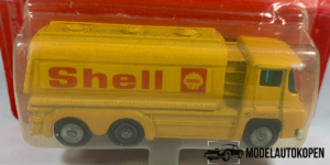 Shell Guy Warrior Tanker 1971 (Geel) - Corgi 1:64
