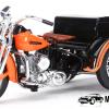 Harley Davidson 1947 Servi-Car (Zwart