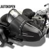 Harley Davidson 1958 FLH Duo Glide (Zwart