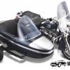 Harley Davidson 2001 FLHRD Road King Classic (Donkerblauw