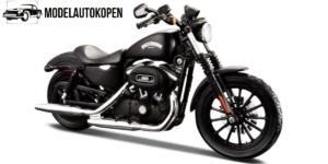 Harley Davidson 2014 Sportster Iron 883 (Zwart)