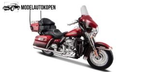Harley Davidson FLHTK Electra Glide Ultra Limited 2013 (Rood)