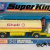 Shell Petrol Tanker - K-16 Super Kings, Matchbox 1:60