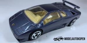 Lamborghini Diablo (Grijs) - Bburago 1:43 (Opruiming)