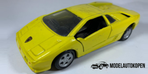 Lamborghini Diablo (Geel) - Maisto 1:40 (Opruiming)