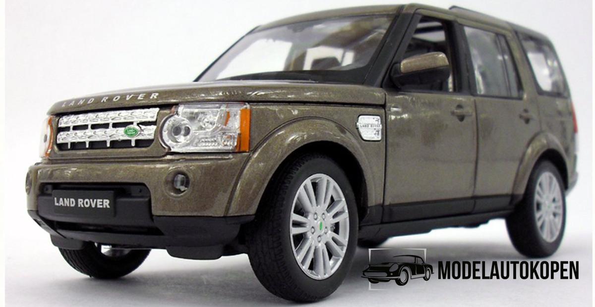 Mooie SUV Landrover modelauto's