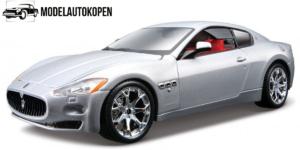 Maserati GranTurismo 2008 (Zilver)