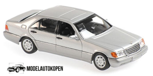 Mercedes-Benz 600SEL (Zilver)