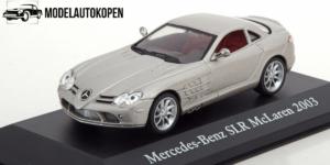 Mercedes-Benz SLR McLaren 2003 (Zilver)