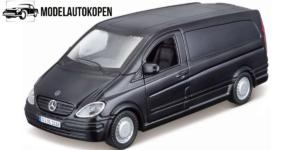 Mercedes-Benz Vito (Mat Zwart)
