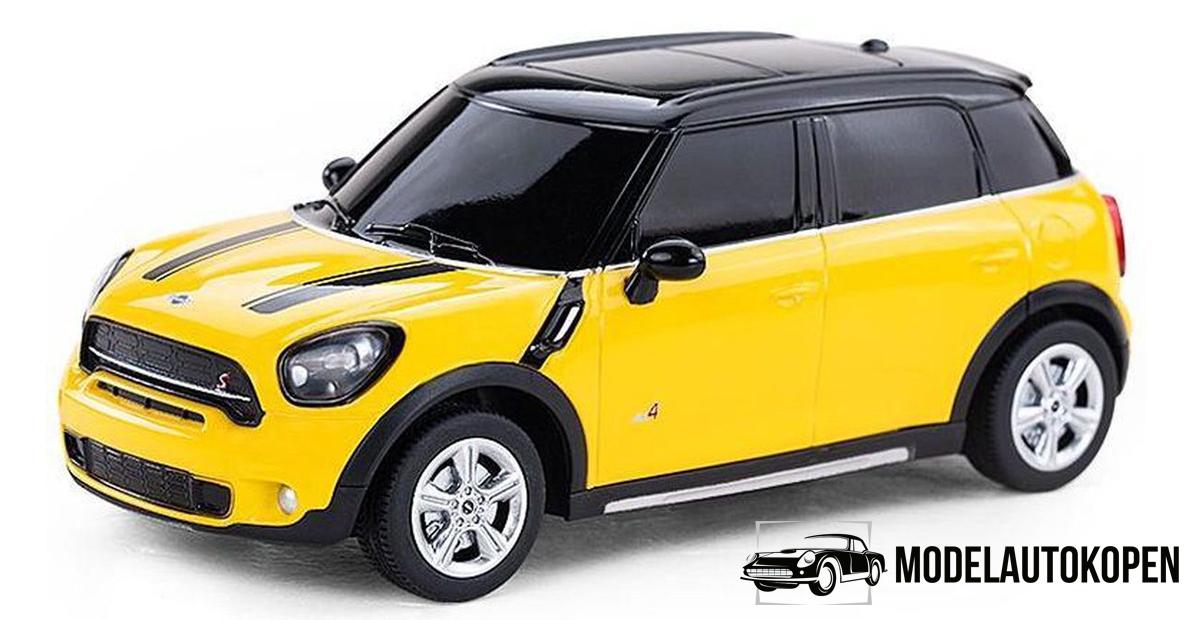 Bijzondere Mini Cooper modelauto's