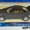 Mini-Sportwagen Mercedes-Benz Coupe (Bruin) - Welly 1:43