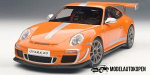 Porsche 911 GT3 RS4.0 (Oranje)