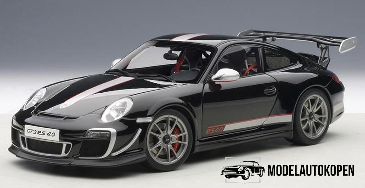 Porsche 911 GT3 RS4.0 (Zwart)