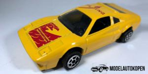 Flying Eagle Sports Car (Geel) - 1:43 (Opruiming)