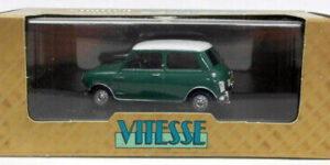 L055 B Austin Cooper S MK2 (Groen) 1/64 Limited Edition Vitesse