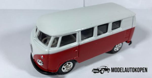 Autodrop Volkswagen 1962 Classical Bus - Welly 1:60