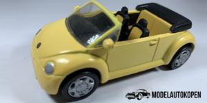 Volkswagen Beetle (Zwart) - 1:43 (Opruiming)