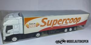 Supercoop Vrachtwagen Truck + Trailer