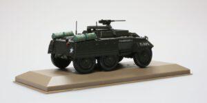 Ford M20 Armored Utility Car (Donkergroen / Donkergrijs) 1/43 Atlas