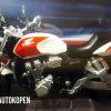 Honda CB1300 (Wit) (12 cm) 1/24 Atlas Superbikes