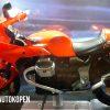 Moto Guzzi V11 Le Mans (Rood) (12 cm) 1/24 Atlas Superbikes
