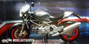 Ducati 900 Monster S4 (Grijs) (12 cm) 1/24 Atlas